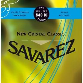 Cuerdas Savarez 540CJ New Crystal Classic