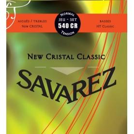 Cuerdas Savarez 540CR New Crystal Classic