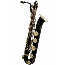 Saxofon Baritono Selmer Super Action 80 Serie II Negro