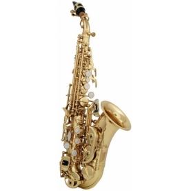 Saxofon Soprano Roy Benson Curvo SS-115