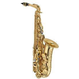 """Saxofon Alto P.Mauriat System-76 2nd. Edition GL """"Lacado Dorado"""""""