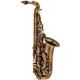 "Saxofon Alto P.Mauriat System-76 2nd. Edition DK-""Sin Lacado"""