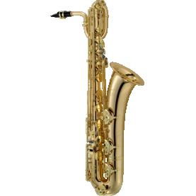 Saxofón Barítono P.Mauriat PMB-301 GL Lacado Dorado