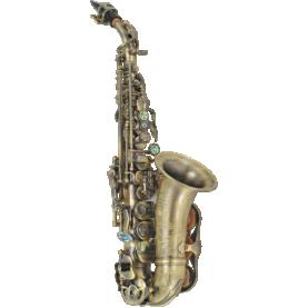 """Saxofón Soprano P.Mauriat PMSS-2400 DK """"Lacado Vintage"""""""