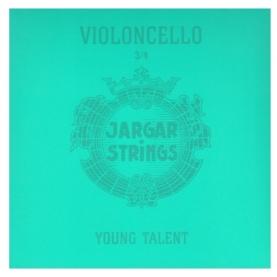 Cuerda Cello Jargar Young Talent 3/4 RE