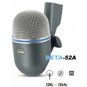 Microfono Shure Beta 52A