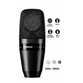 Microfono Shure PGA27 LC