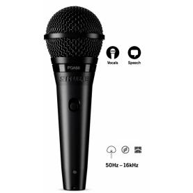 Microfono Shure PGA58 XLR