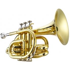 Trompeta Pocket Jupiter JTR-516 Lacada