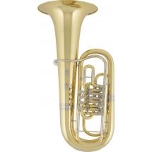 Tuba Cerveny CFB 651-4