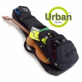 Funda Guitarra Electrica Fusion Urban Negra