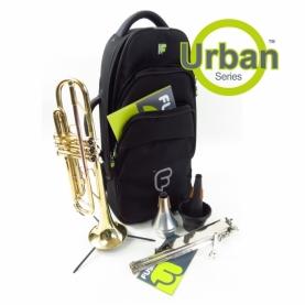 Funda Trompeta Fusion Urban Negra