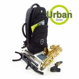 Funda Saxofon Alto Fusion Urban Negra