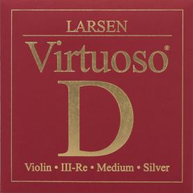 Cuerda Violin Larsen Virtuoso Plata Media