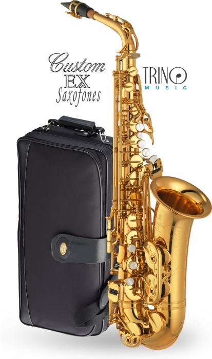 saxofon alto yamaha yas 875ex 04 trino music. Black Bedroom Furniture Sets. Home Design Ideas